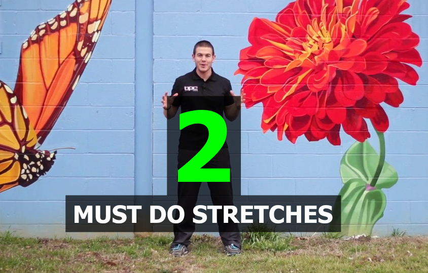 2 RUN STRETCHES