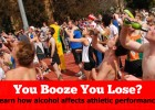 Alcohol and performance
